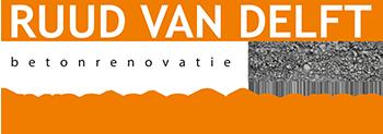 Ruud van Delft Betonrenovatie WebsiteRoutebeschrijving Logo