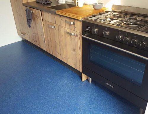 Mortelvloer – Keuken – Den Bosch