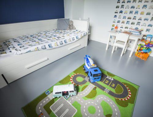 Gietvloer – Kinderkamer – Best